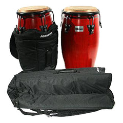 Millenium MC890WR Conga Set with Gig bags