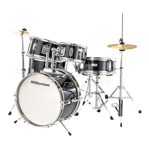 Millenium MX 5x Junior Drum Set - Black