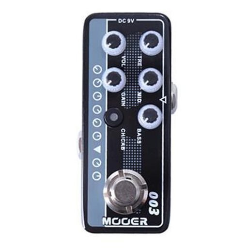 Mooer 003-PowerZone Delay Reverb Tap Tempo Effects