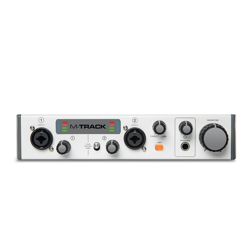 M-Audio M-Track II Two-Channel USB Audio Interface - Open Box