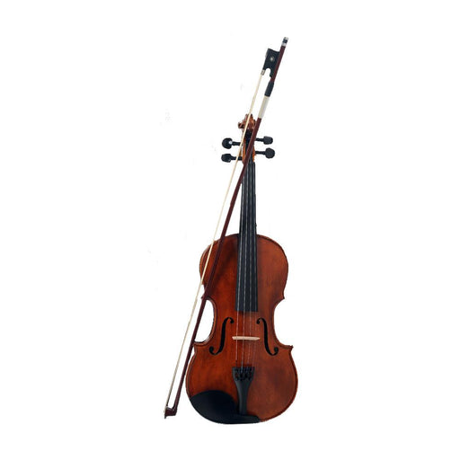 Havana MV1416OP Full Size Violin with Case - Ebony Fingerboard