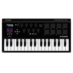 M-Audio Axiom AIR Mini 32 Premium MIDI Keyboard and Pad Controller