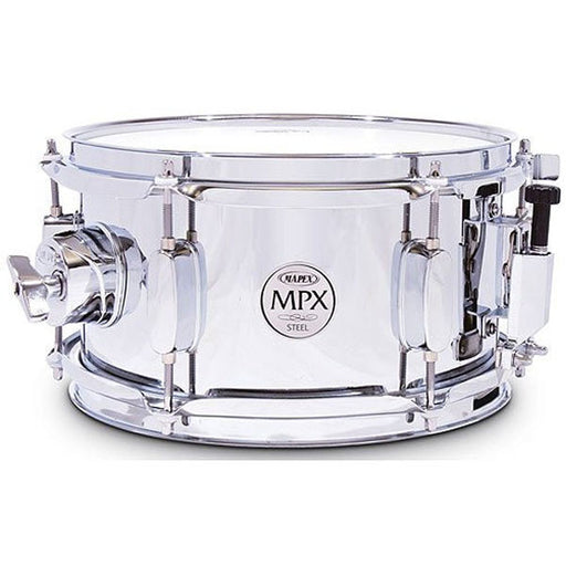 "Mapex 10"" x 5.5"" Steel Snare Drum - Sound Effect MPST0554"