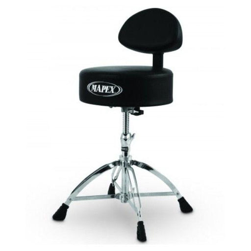 Mapex T770 Round Seat Back Rest Drum Throne