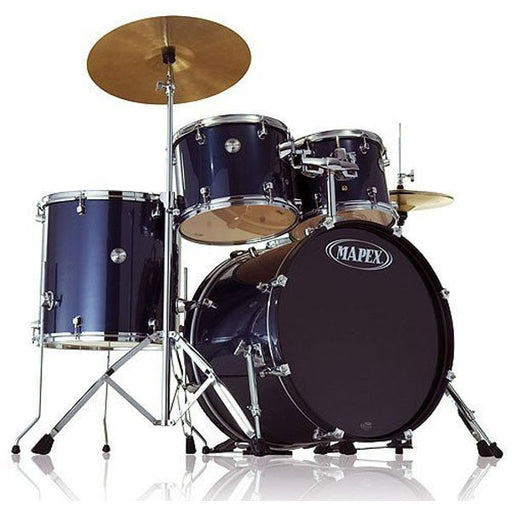 Mapex Voyager VR5254 5-Piece Drumkit with Hardware
