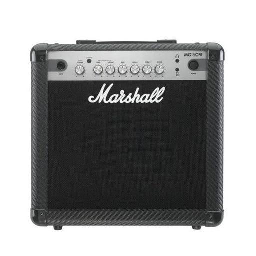 Marshall MG15CFR 15-Watt Guitar Combo Amp with Reverb