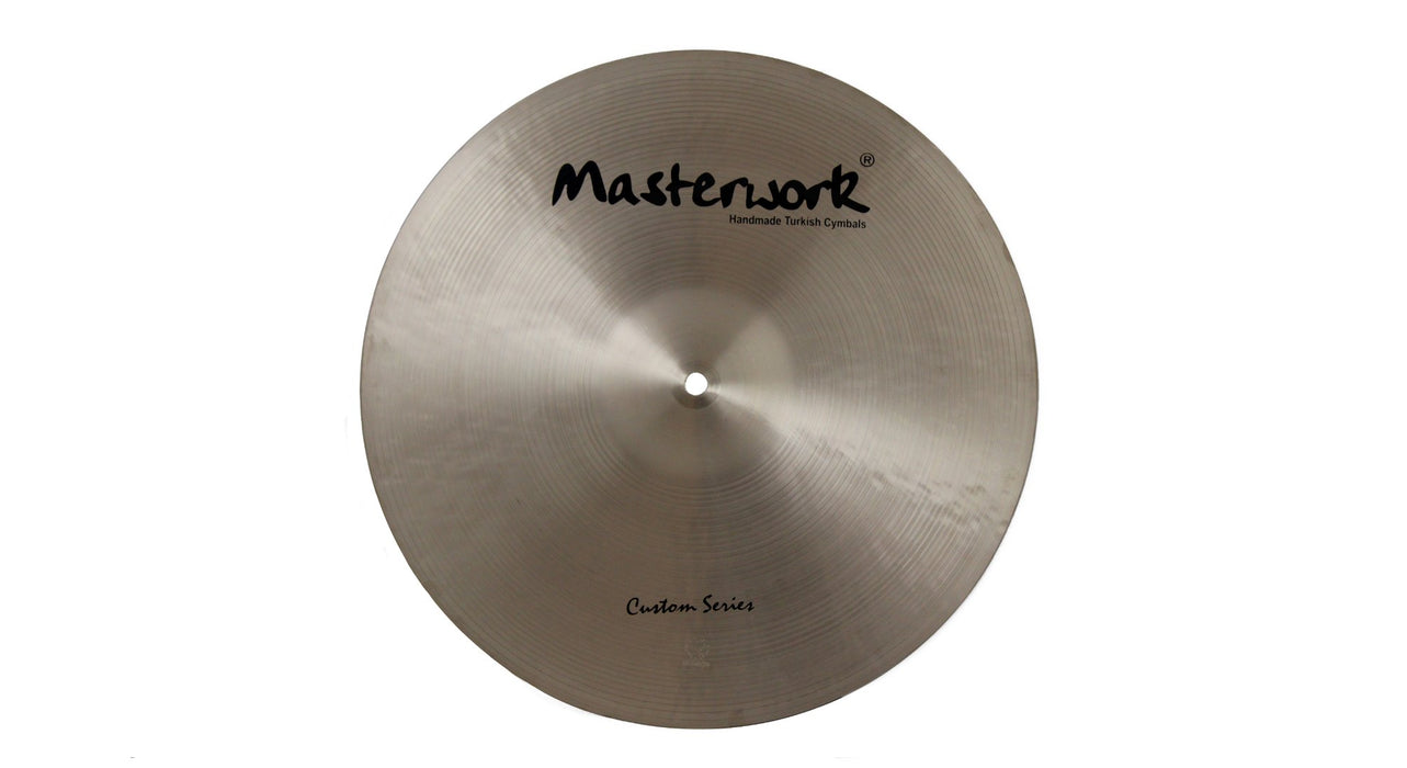 Masterwork 14inch Custom Rock Hi-Hat