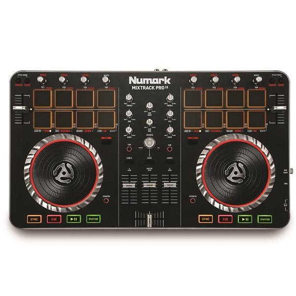 Numark MixTrack Pro II DJ Controller Interface with Audio I/O - Open Box