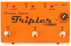 Morley George Lynch Tripler Selector/Combiner Pedal