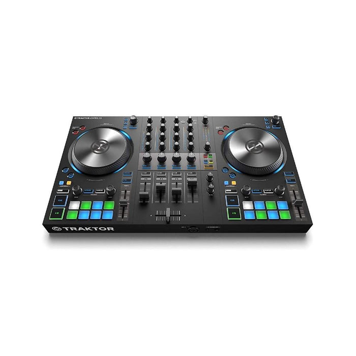 Native Instruments Traktor Kontrol S3 Essential 4-Channel DJ Controller