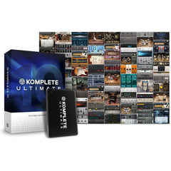 Native Instruments Komplete 10 Ultimate Upgrade Komplete Ultimate 8/9