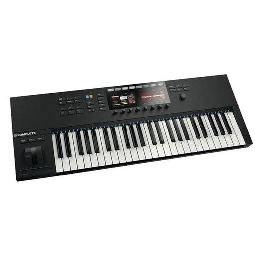 Native Instruments Komplete Kontrol S49 MK2 Midi Keyboard with Free Upgrade To Komplete 12 Select