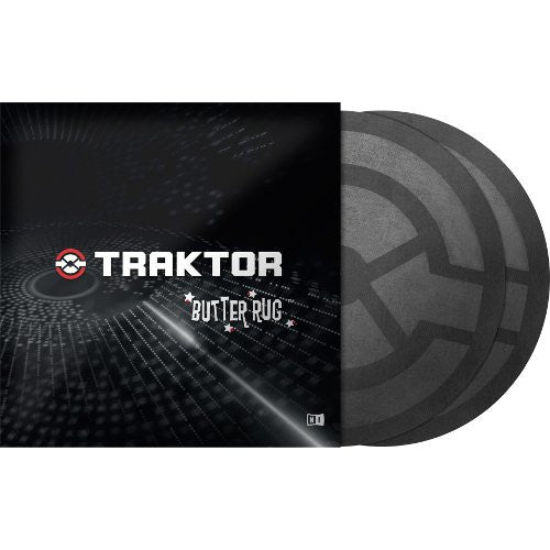 Native Instruments Traktor Butter Rugs  - DJ Accessories