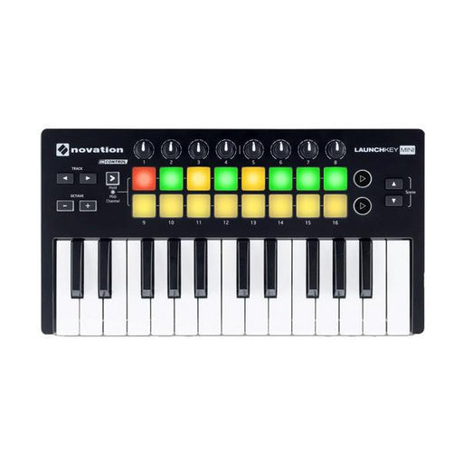 Novation Launchkey Mini MK2 25-Key USB MIDI Controller Keyboard - Open Box