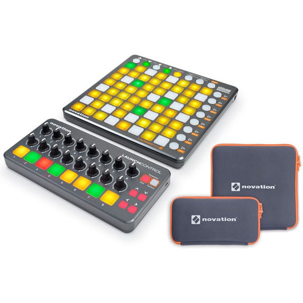 bajaao com buy novation launchpad s control pack online india musical instruments shopping. Black Bedroom Furniture Sets. Home Design Ideas