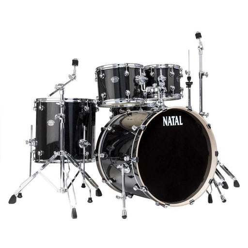 Natal KAR-UF22 Arcadia Series US Fusion 5-Piece Shell Pack Acoustic Drum Kit with Hardware & Stands