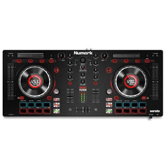 Numark Mixtrack Platinum DJ Controller With Jog Wheel Display