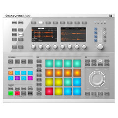 Native Instruments Maschine Studio Flagship Groove Production Studio (White)