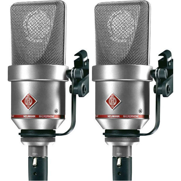 Neumann TLM 170 R Stereo Set Switchable Studio Microphone
