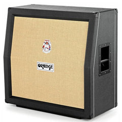 Orange PPC412 240W Power Projection Guitar Speaker Cabinet - Slope Black