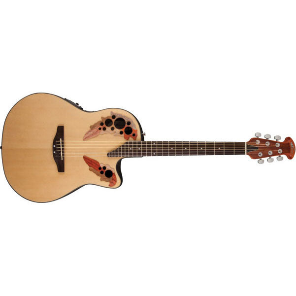 Bajaao Com Buy Ovation Semi Acoustic Guitar Applause Elite Ae44