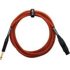 Orange CAJXMICOR10 10Ft Microphone Cable Jack/XLR