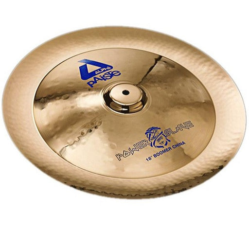 "Paiste 18"" Alpha Powerslave Boomer China Cymbal"