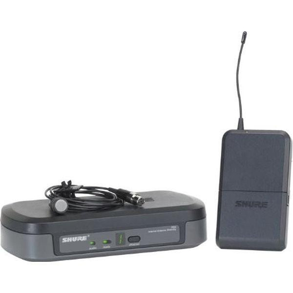 Shure PG14/PG185 Wireless Lapel Microphone System - 25% Off