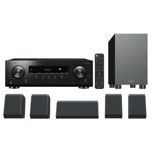 Pioneer HTP-076 5.1 Channel Home Cinema Package