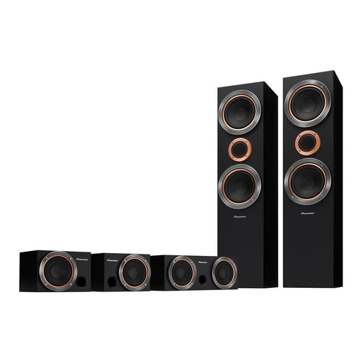 Pioneer S-RS55TB 660W RMS 5.0-CH Home Theatre Speaker Package