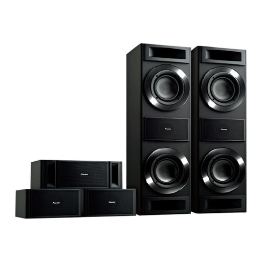 Pioneer S-RS88TB Todoroki 5.0-CH Home Theatre Speaker Package