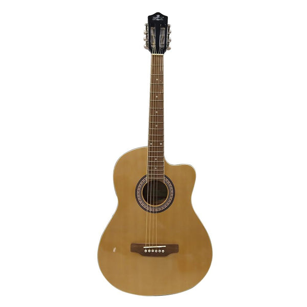 Pluto HW39C-201 Medium Cutaway Acoustic Guitar