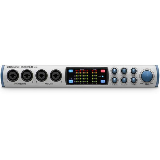 Presonus Studio 1810 USB Audio Interface