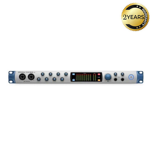 Presonus Studio 1824 USB Audio Interface-4