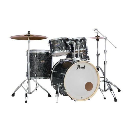 Pearl Decade Maple 5 pcs Jazz Shell Pack Drumset - Slate Galaxy Flake