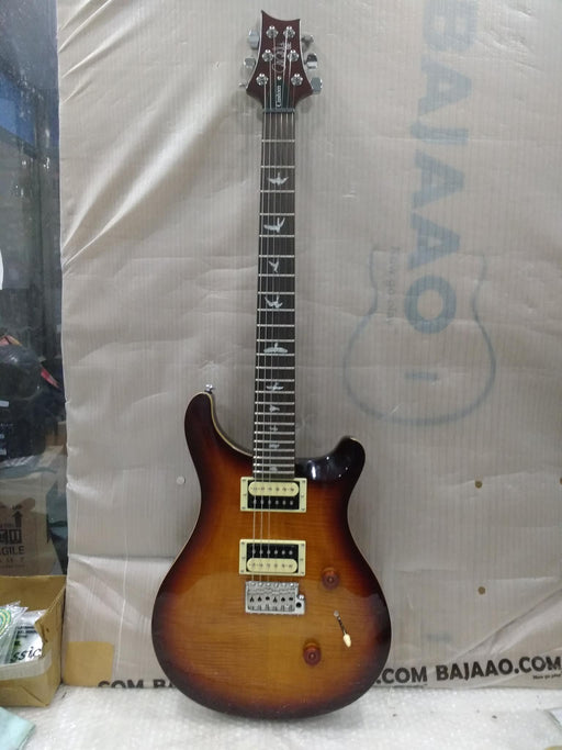 PRS SE Custom 2019 Series 6 String Electric Guitar - Open Box B Stock
