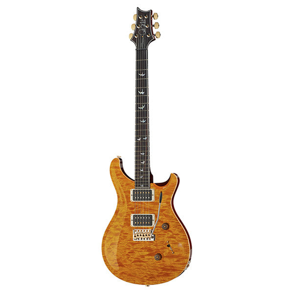 PRS Custom 24 30th Anniversary 10 Top FVV Electric Guitar - Faded Vintage Yellow