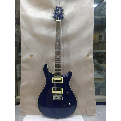 PRS 2019 Series SE Standard 24 6-String Electric Guitar - Rosewood Fretboard - Translucent Blue - Open Box B Stock