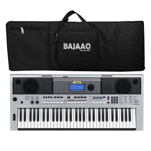 Yamaha PSR-I455 Portable Keyboard with GigBag
