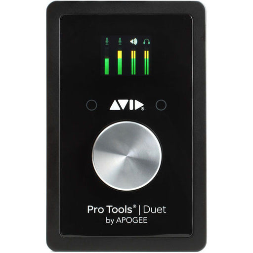 Avid Pro Tools | Duet Audio Recording Studio Package