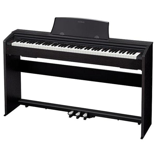 Casio Privia PX-770BK 88 Key Digital Piano With Piano Stool