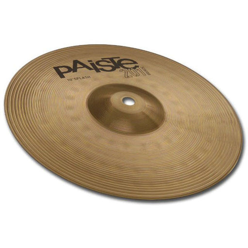 "Paiste 201 Bronze Series 10"" Splash Cymbal"