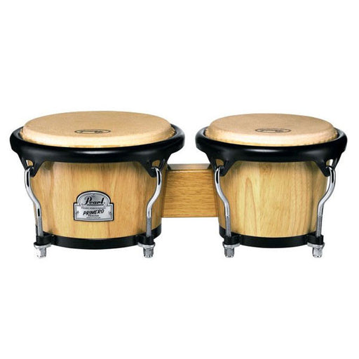 "Pearl PWB100DX Primero Wood 7"" & 8.5"" Bongo - Natural"