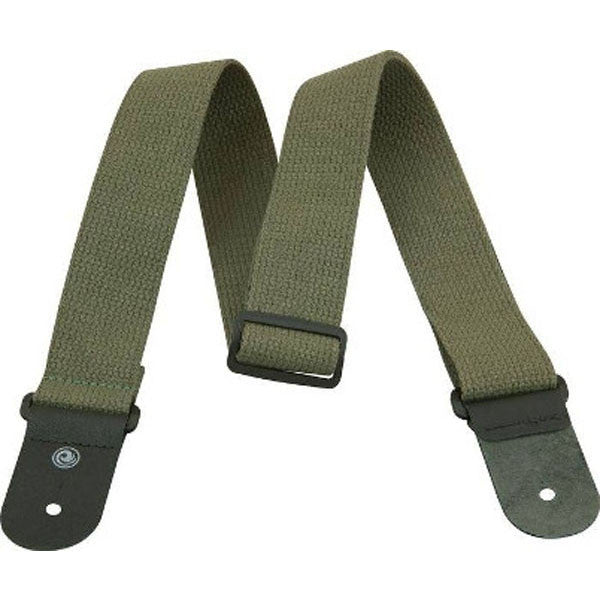Planet Waves 50CT02 50mm Cotton Army Guitar Strap