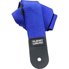 Planet Waves 50mm PWS102 Blue Polypropylene Guitar Strap