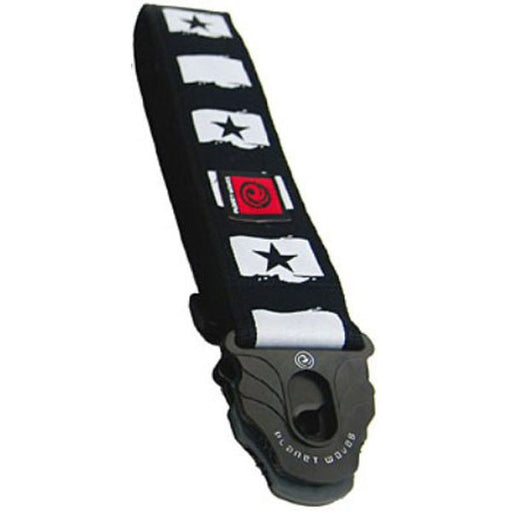 Planet Waves 50mm 50PLC01 Rock Star Lock Guitar Strap