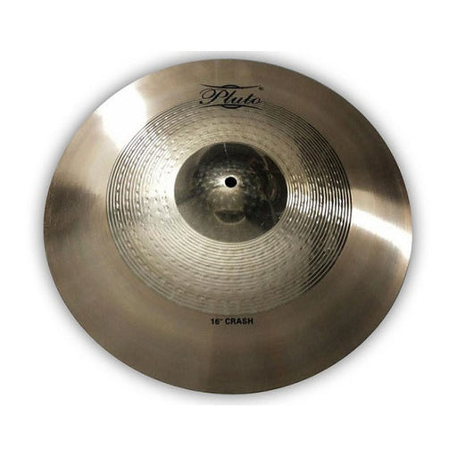 Pluto TK-16 Bronze Crash Cymbal