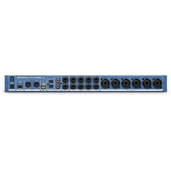 Presonus Studio 1824 USB Audio Interface-2