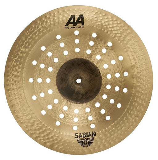 Sabian 17inch AA HOLY China Cymbal