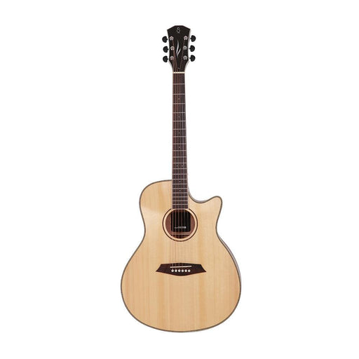 Sire R3 GZ Grand Auditorium 6-String Acoustic Guitar - Rosewood Fretboard - Natural